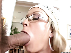 Jessica Moore with juicy tuchis gets turned on then shagged by mans fluster unending ram rod